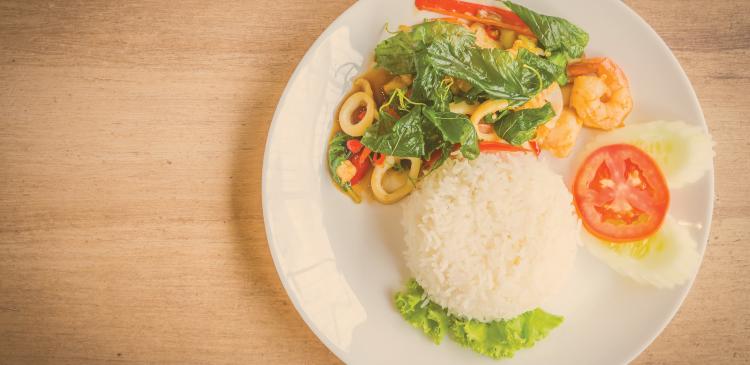 Blog - 5 motivos para criar o seu - Alimentação